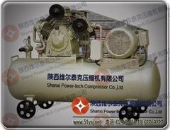 陝西維爾泰克壓縮機公司16工況精品活塞空壓機
