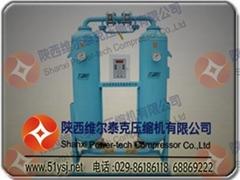 陝西維爾泰克壓縮機公司吸附式乾燥機