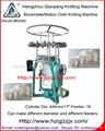 Car Polishing Cloth Machine QJY-WD-445A 1