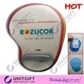 with floater label liquid gel wrist
