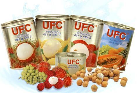 Canned Fruit  1