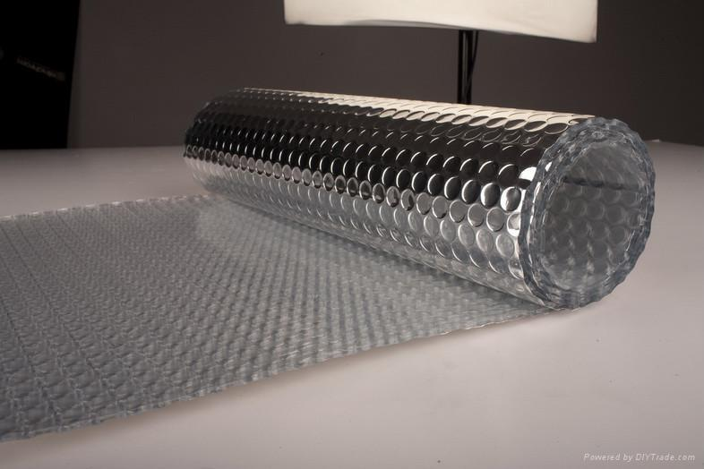 Single Bubble Foil Insulation With Pe Bubble And Aluminum