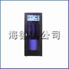 豪华纯水机黑精灵08款商用纯水设备