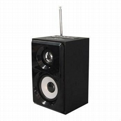 HD-13 Multi-function Mobile Speaker Digital FM Radio