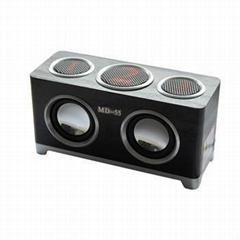 MD-55 Multi-function Mobile Speaker Digital FM Radio
