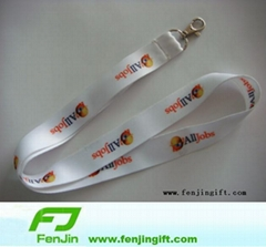 sublimation printed nect strap