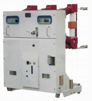 ZN23-40.5高压真空断路器价格 1