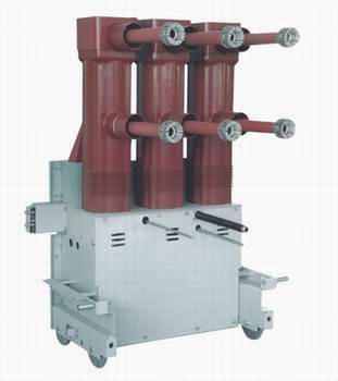 ZN85-40.5型户内高压真空断器生产厂家 1