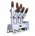 LW8-40.5型户外高压六氟