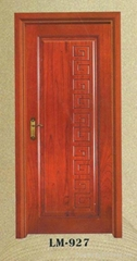 Vanered Solid wooden door wood door room door interior door