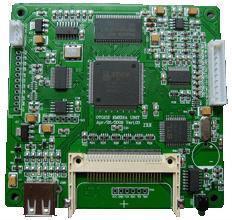 USB CF Card MP3/WAV Record/Playback Solution OTG15E 1