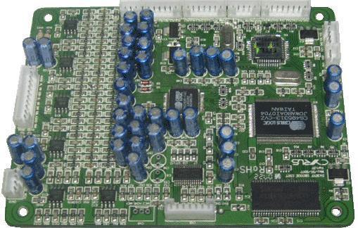 Real 7.1 Sound Channel Dolby Digital EX, DTS-ES 96/24 Decoder DA32VF 1