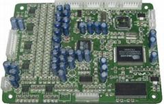 真7.1声道杜比数码EX、DTS-ES 96/24解码板(DA32VF)