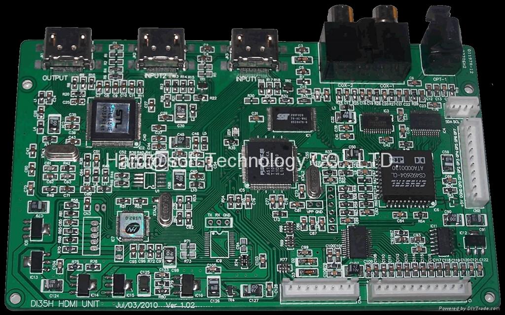 HDMI 8-Channel Audio Decoder DI35H 3