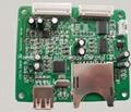 USB and CF card MP3/WMA decoder OTG13V 2