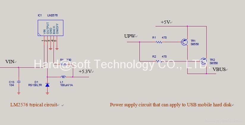 USB and CF card MP3/WMA decoder OTG13V 4