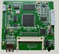 USB CF Card MP3/WAV Record/Playback Solution OTG15E 2
