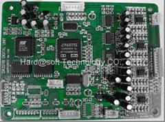 7.1声道DTS/杜比数码AC-3音频解码板(DA32VB)