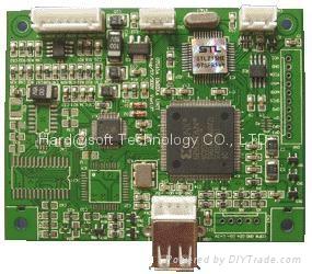 SD/U盤MP3/WMA音頻播放解碼板(OTG13V) 2