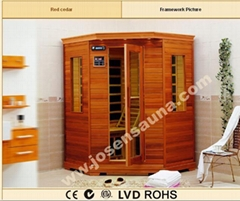 Corner Sauna Series