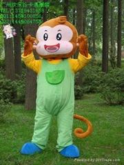 卡通服装猴子系列