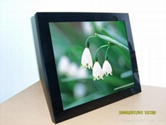 19 inch digital photo frame with 4-light-tube !!
