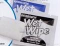 refreshing wet wipes
