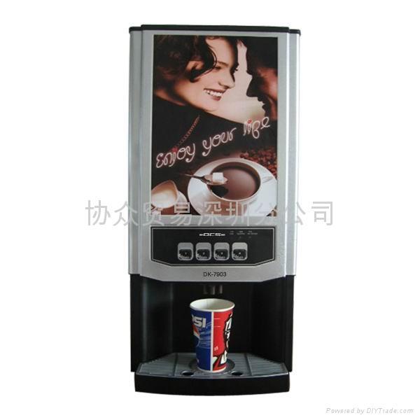 深圳咖啡机租赁*品牌原料供应 2