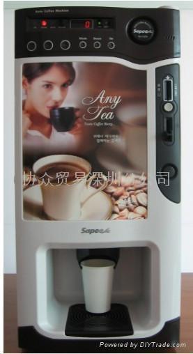 深圳投币咖啡机租赁* 1