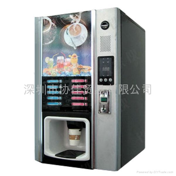 深圳5冷5热咖啡机租售 1