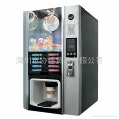 深圳5冷5熱咖啡機租售