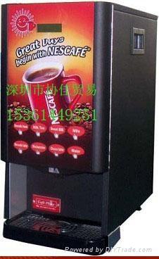 深圳投币咖啡机价格 5