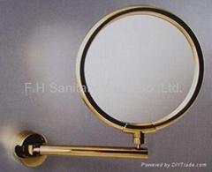 hotel manifying mirror