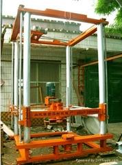 石材圆柱体加工设备机械 圆柱异形加工设备