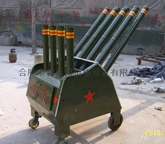 12管车载电子礼炮