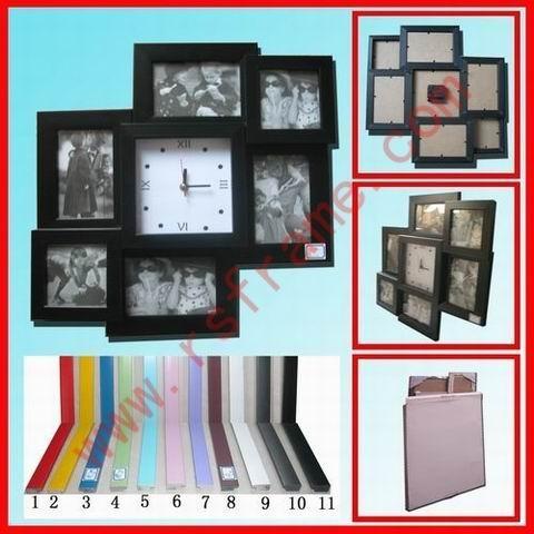 Frame Collage Maker Frame With Clock Maker