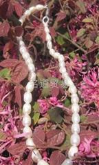 天然珍珠项链