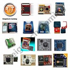 Modchips Wiikey2, Drivekey, Wasabi DX, Sundriver, WODE, Sunkey lite, Modbo4.0