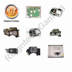 Playstation repair parts, mainboard,  AC adaptor, KEM400AAA, KES400A, KEM410ACA
