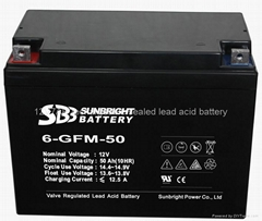 Selling High performance 12V50AH UPS battery(lead acid battery)