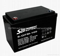 Selling High performance 12V100AH for solar battery