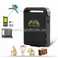 GPS Tracker Mini Global Real Time 4 bands GSM/GPRS/GPS