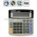 Calculator Style HD Spy Camera