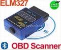 ELM327 V1.5 Mini Bluetooth ELM 327 OBDII OBD-II OBD2 Protocols Auto Diagnostic S
