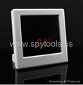 High-definition Security DVR Mirror Face Clock Style Hidden Spy Camera Digital V