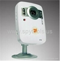 3G WCDMA Surveillance camera Home Security Mobile IR Network Wireless 3G Eye Cam