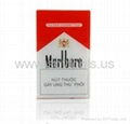 Cigarette Box GSM Hidden Signal Jammer Cell Phone Signal Jammer Blocker - Red