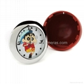 2013 Lastest new design Desk Clock hidden CAMERA