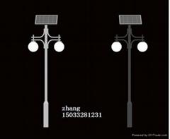 太陽能庭院燈5W