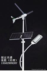 保定太阳能路灯灯头生产厂家